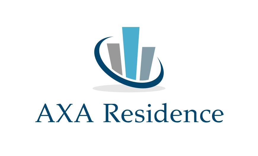 Logo Axa Residence